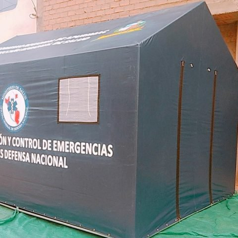 Carpas tipo Defensa Civil